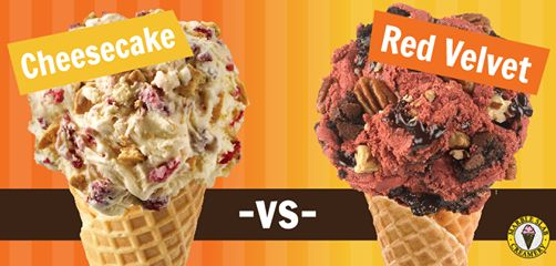Who do you think will win an epic battle between Cheesecake and Red Velvet?  Follow us on Facebook page  https://www.facebook.com/MarbleSlabPakistan
