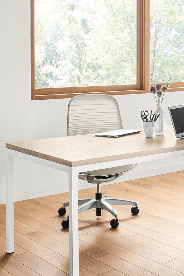 modern home office featuring glossy white. perfect modern pratt desk can be personalized for unique modern office furniture to modern home office featuring glossy white m