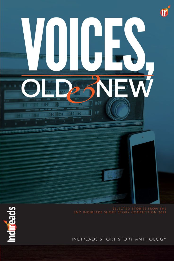 Cover reveal for Indireads' anthology, Voices, Old & New