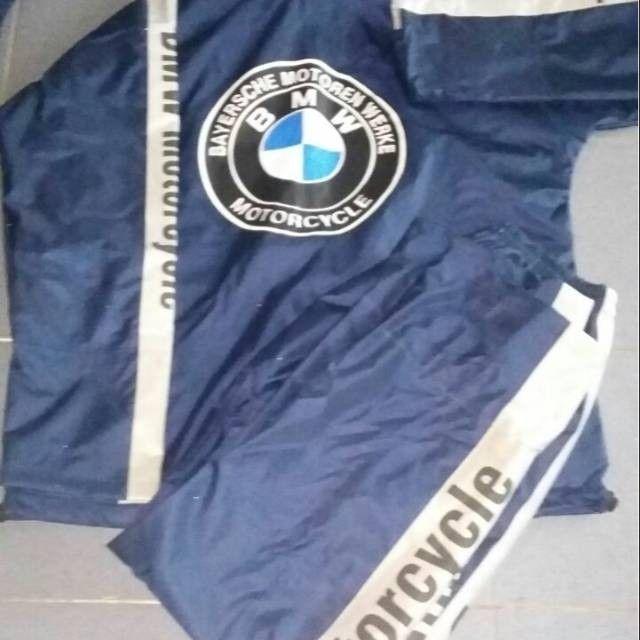 Bmw club raincoat