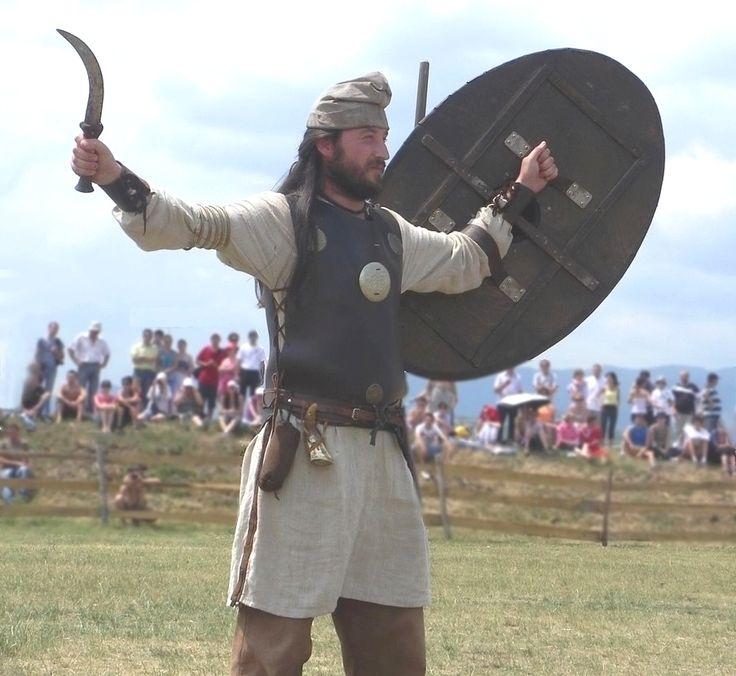 getae-dacians geto-dacii dacian warriors