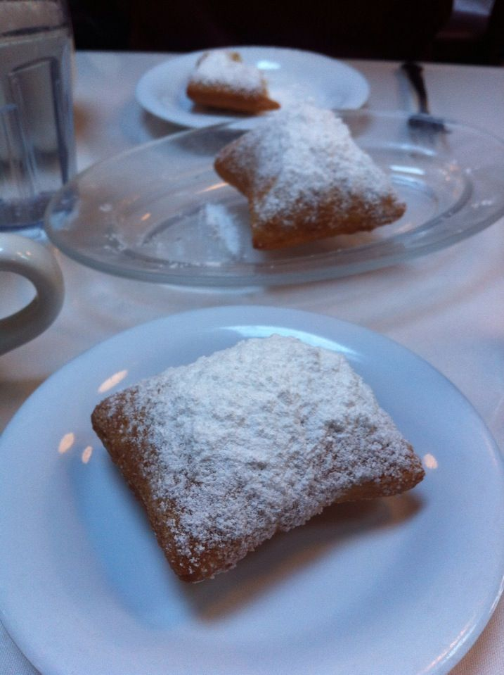 Apparently this place is yummy and is New Orleans inspired with beignets -- holler. Will report back.