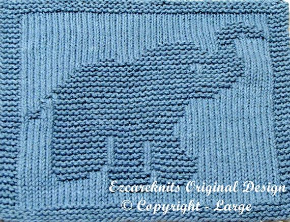 Knitting Cloth Pattern LITTLE BUTTERBALL PDF por ezcareknits