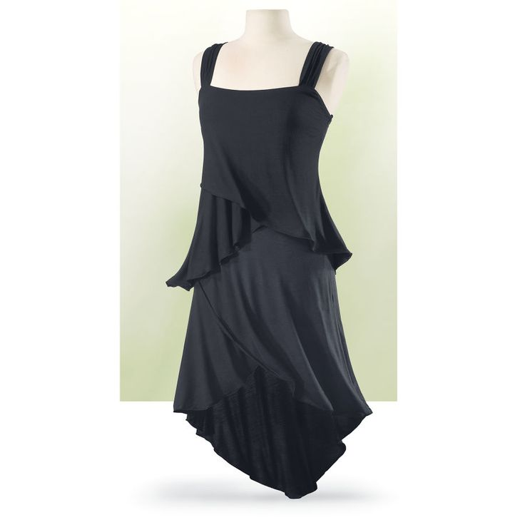 Black n blue dress mystery 7 pyramids