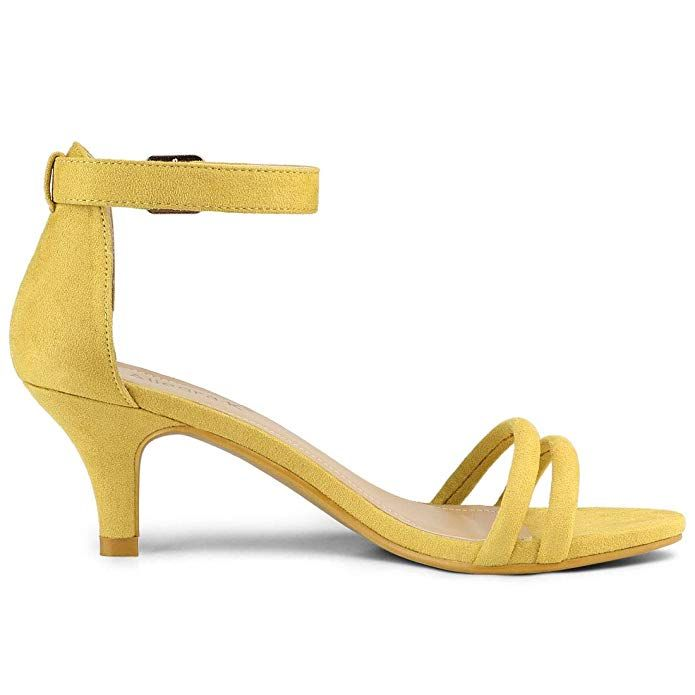 Pin On Amazing Yellow Shoes