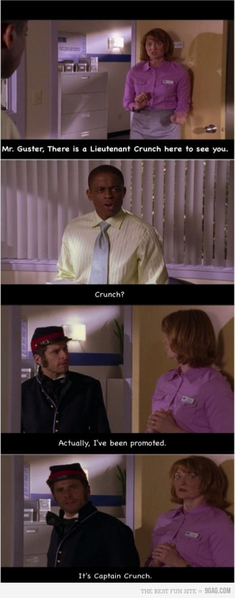 Psych--I've never laughed so hard during this show than in this moment. gotta love it!