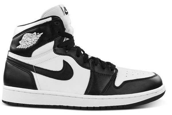 Air Jordan 1 High OG Oreo Black and