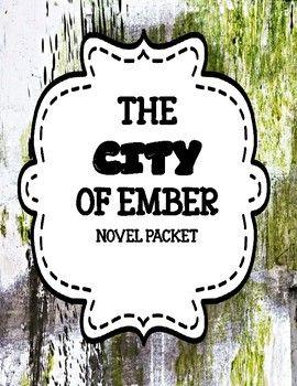 The City of Ember - Novel Unit Bundle
