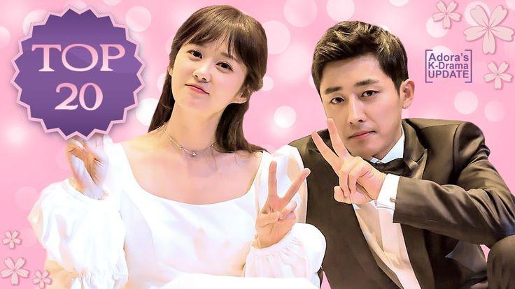 TOP 20 Korean Dramas October 2017 [Week 5]