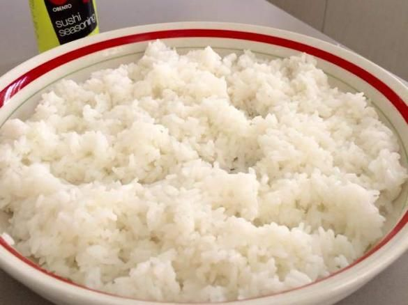 Perfect sushi rice by Aussie TM5