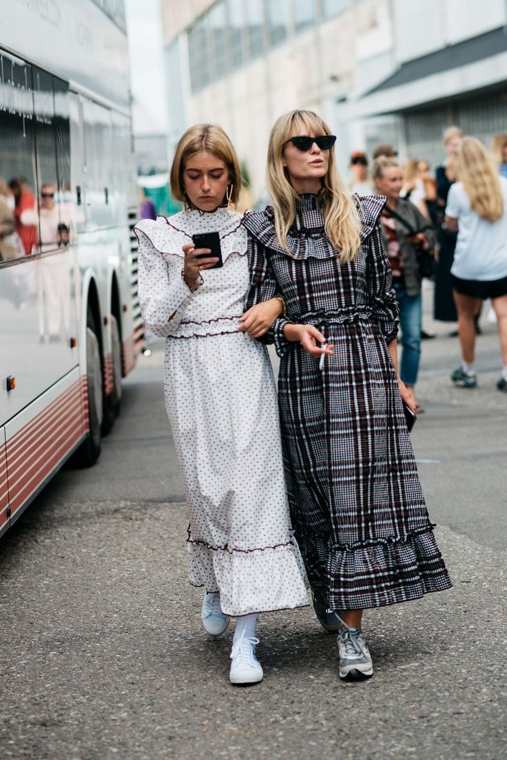 Emili Sindlev and Jeanette Friis Madsen