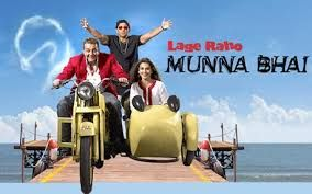 Great Bollywood Movies Watch Online Free On Youtube: Lage Raho Munna Bhai : Hindi Film Watch Online: