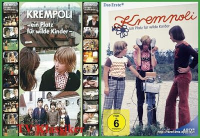 CineMonsteR: Krempoli - Ein Platz für wilde Kinder. 1975. Episo...