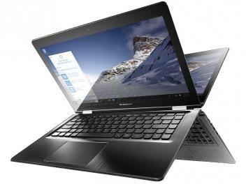 "Notebook 2 em 1 Lenovo Yoga 500 Intel Core i5 - 8GB 1TB LED 14"" Touch Screen Windows 10"