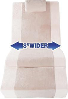 9 Position - Support Wedge Cushion Set - WIDE version