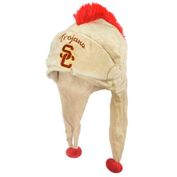 USC Trojans Thematic Mascot Knit Hat