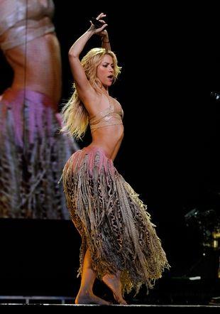 Learn to dance like Shakira