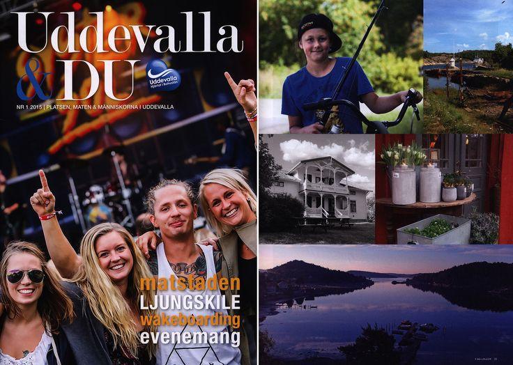 https://flic.kr/p/LszjGk | Uddevalla & Du, Nr.1 2015, Platsen, Maten & Manniskorna; Vastra Götaland, Sweden