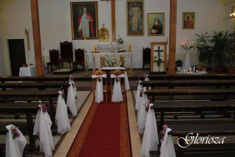 kościół pw.Św.Teresy Benedykty od Krzyża - Ujeścisko