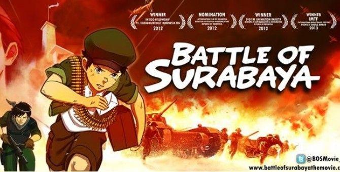 Battle Of Surabaya - Animated HOLLYWOOD class