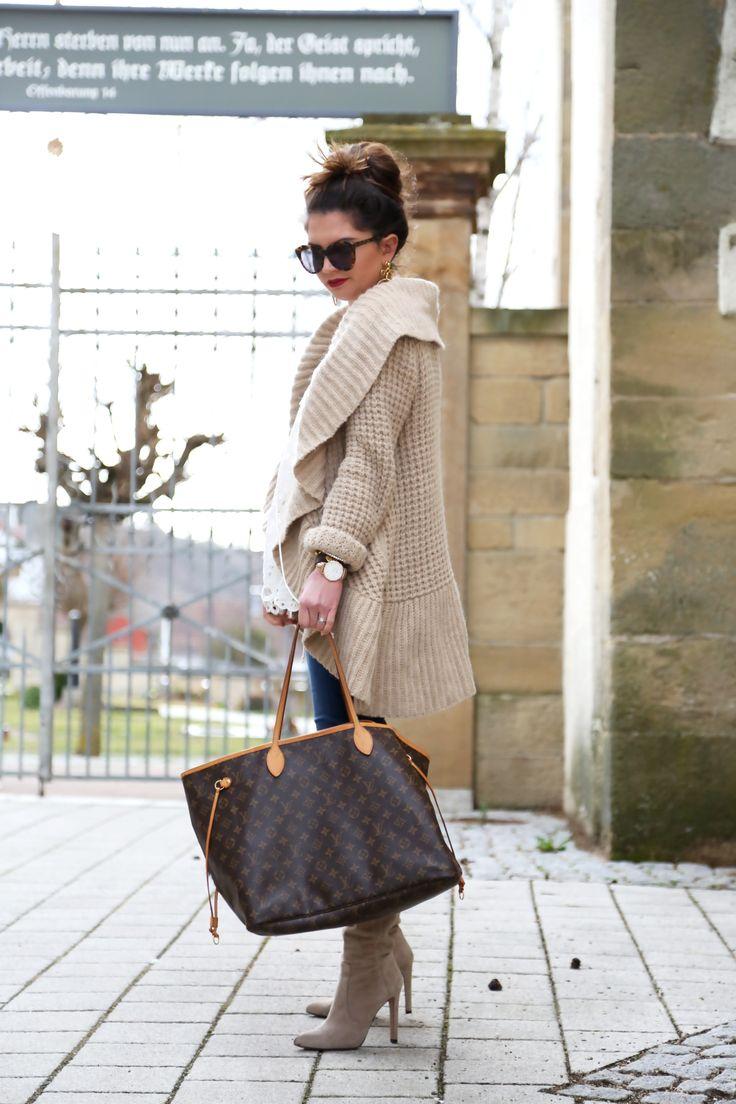 outfit-iro-paris-blouse-cardigan-louis-vuitton-bag