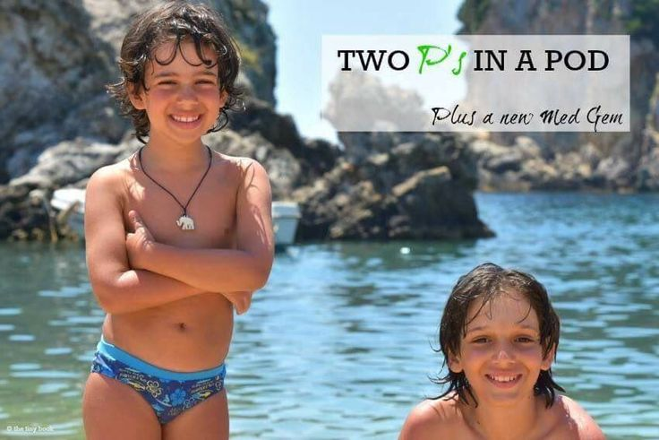 Two Ps in a Pod. Paxos and Saranda, Greece and Albania.