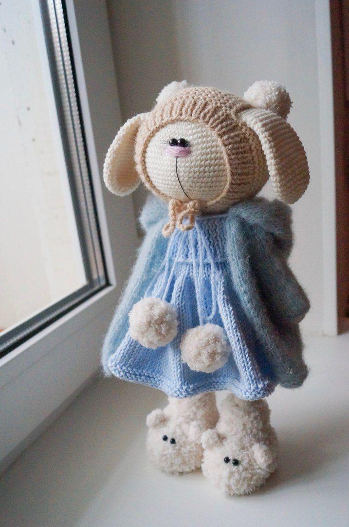 Pin Von Ally Josy Auf Puppen Breien Haken Und Breien En Haken