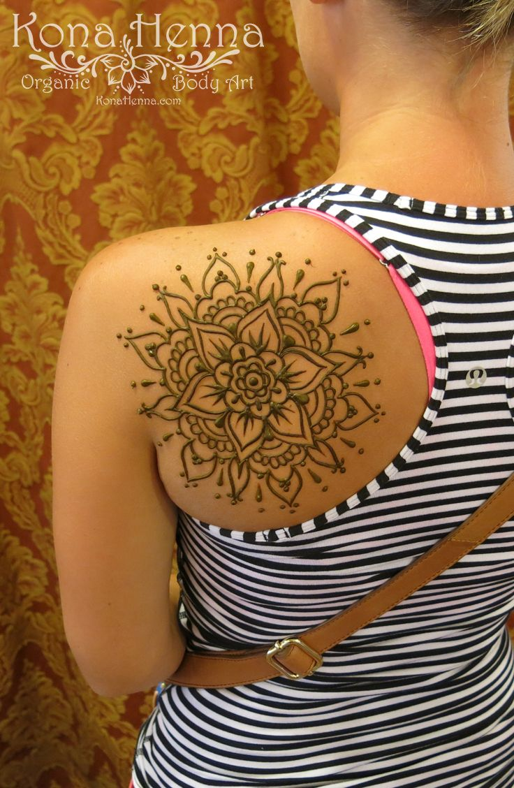 Henna Shoulder Tattoo Designs: 117 Best Images About Henas On Pinterest