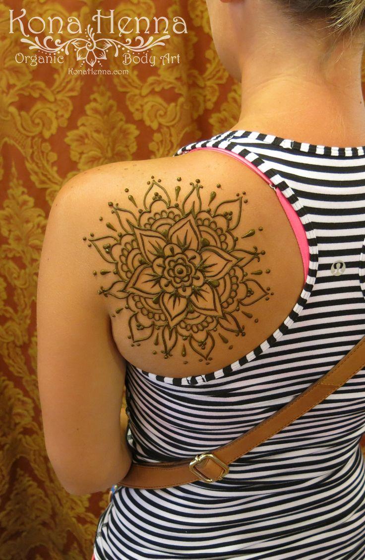 Shoulder Henna: 17 Best Images About Henna Designs On Pinterest