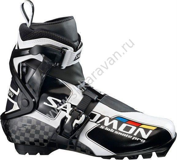 Лыжные ботинки соломон артикул 126532