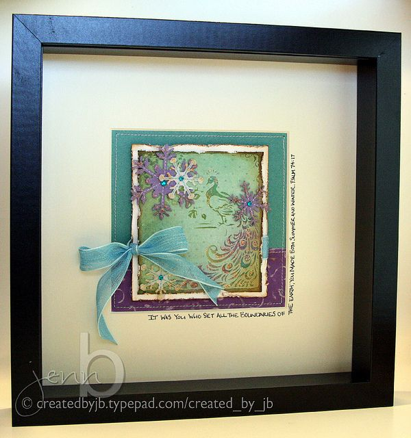 Christmas merry mixed media a collection of ideas to for Color collage ideas