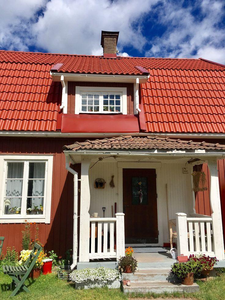 Mums house. Orsa, Sweden