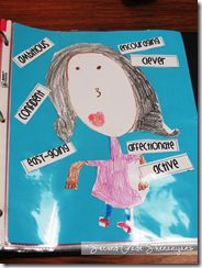 Character Trait activity | Second Grade Shenanigans