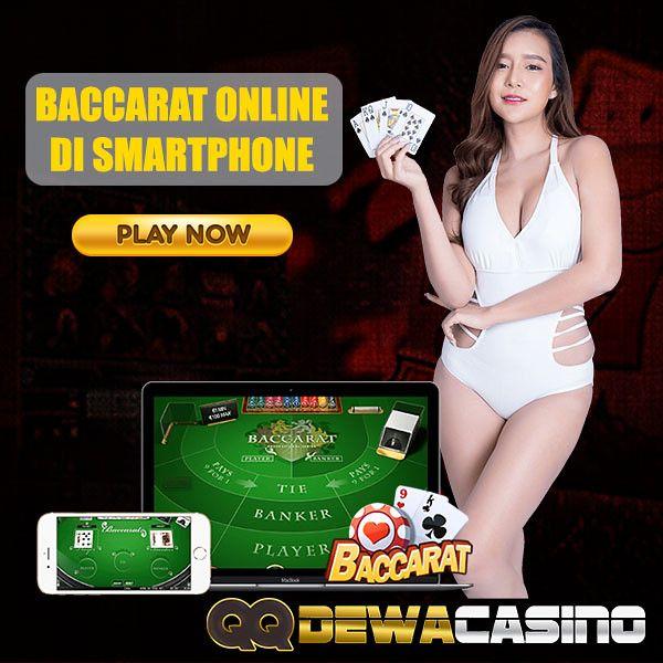 Qqdewacasino Baccarat Online Game