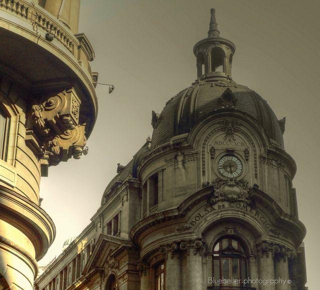 Bolsa de Comercio - Santiago de Chile