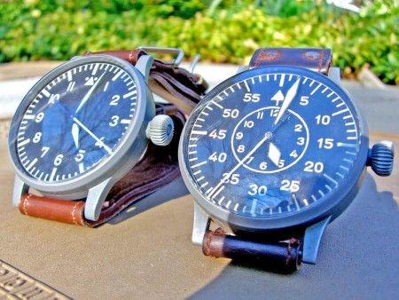 b uhren stowa laco 450x338 Differenza fra orologi da Aviatore e B Uhren: Facciamo un salto nel passato!