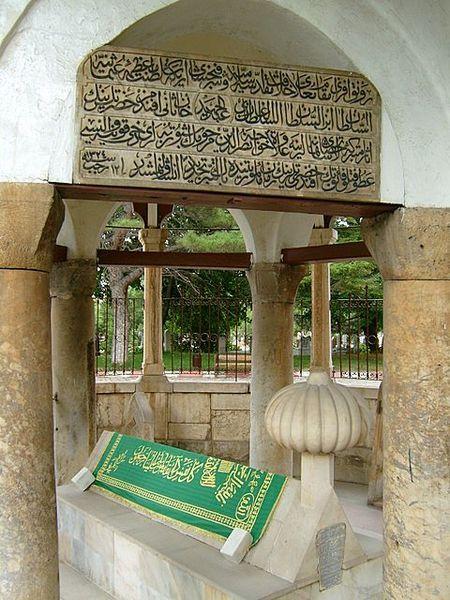 File:Aksehir nasrettin hoca turbesi 3.jpgHoca Nasreddin-Mausoleum, Akşehir, TÜRKİYE