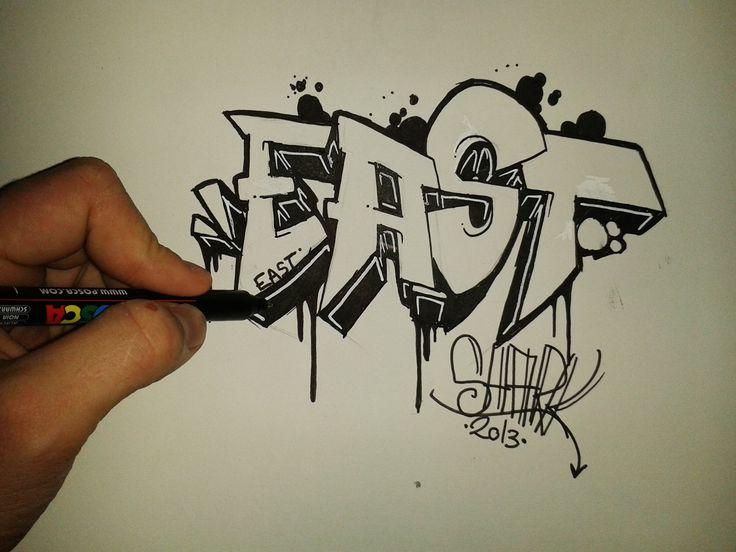 Tuto apprendre le graffiti anthonygu men youtube graffiti graffiti words graffiti - Dessin de tag alphabet ...