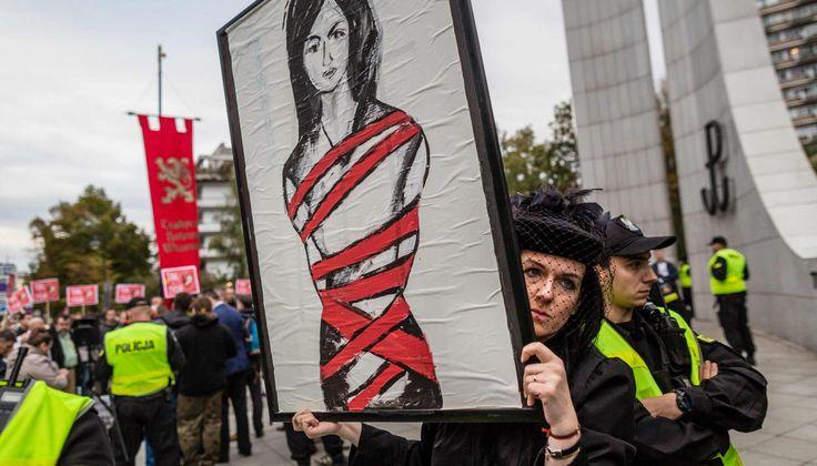 Запрет абортов. Опыт Польши: К чему привел польский закон 1993 года, ужесточивший правила прерывания беременности — Meduza