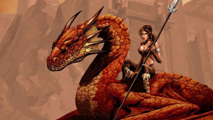 drakan the ancient gates ending relationship