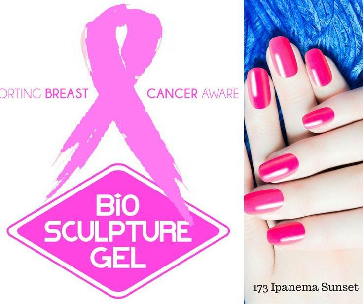 Kleur jij je nagels roze in oktober? Bio Sculpture Gel heeft vele tinten roze in de collectie, dus er zit er altijd wel één bij die bij je past..