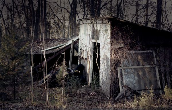 Collin Peterson-Abandoned Shed - Nashville, TN