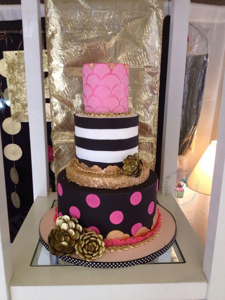 Cake Artist Reva : 191 best Merci Beaucoup Cakes images on Pinterest Cake ...