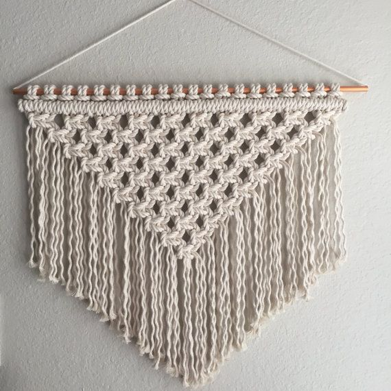 25+ unique Macrame wall hanging patterns ideas on ...