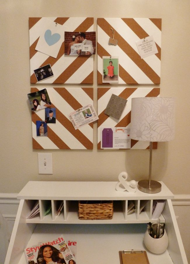 21 best diy: cork boards images on pinterest