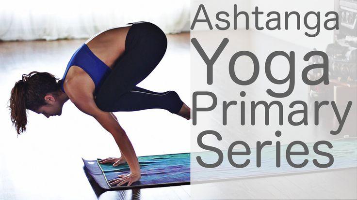One of my favorites Ashtanga videos!!  Ashtanga Yoga Primary Series with Jessica…