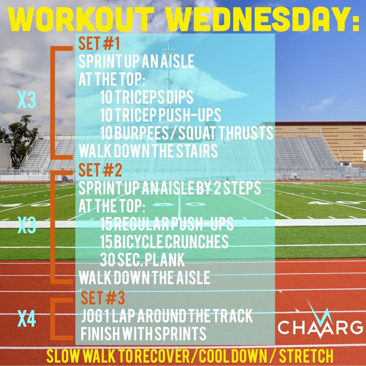 Did you workout yet today? It is starting to cool down outside, which means it is PERFECT temperature for an outdoor cardio session. Get to the track and do this awesome track/bleacher workout before the sun sets! http://www.chaarg.com/circuit-stadium-workout/ #CHAARG