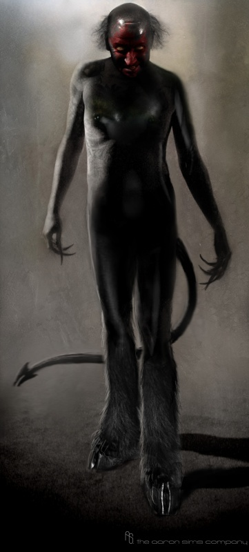 Insidious Demon!!! I still want to be him for Halloween some year. So awesome.