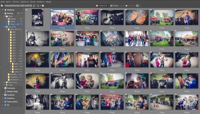 Jak pracovat s katalogem v programu Zoner Photo Studio | Milujeme fotografii – vše o digitální fotografii