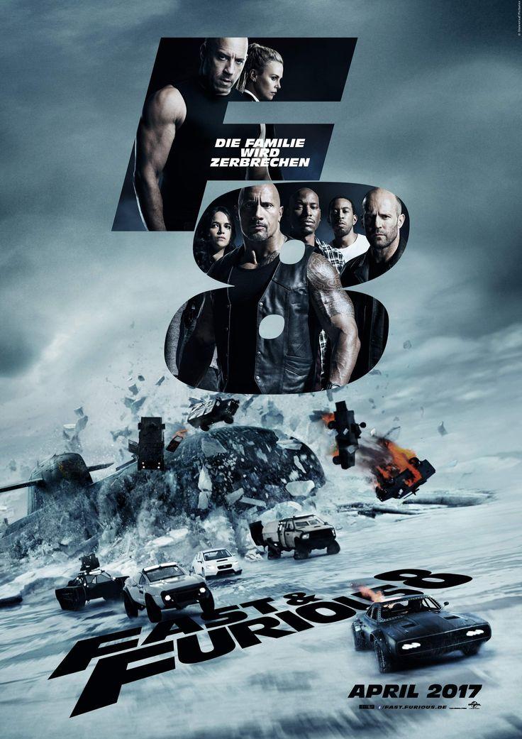 Das finale Poster zum kommenden Action-Blockbuster mit Vin Diesel, Dwayne Johnson und Co. ist da! Es gibt noch mehr zu sehen als hier im Vorschaubild! Fast And Furious 8: Neues Filmplakat mit den Stars ➠ https://www.film.tv/go/36574  #Fast8 #FF8 #fastandfurious8